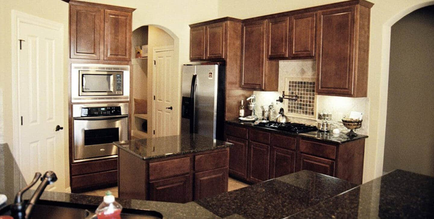 Stone Creek Custom Homes - kitchens